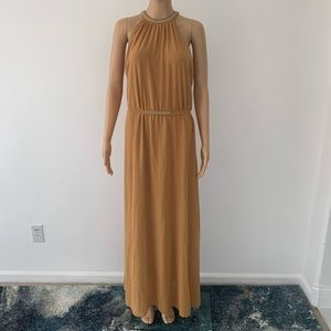 Mabeve Jc Italy Dresses - Mustard Summer Dress
